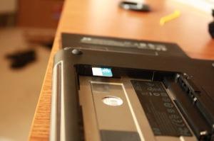 HP Mini 1000 with SIM